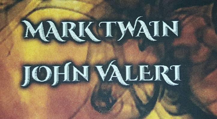 Mark Twain_John Valeri