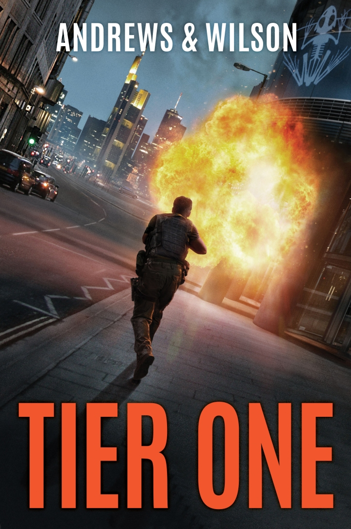 Tier One_BookCover