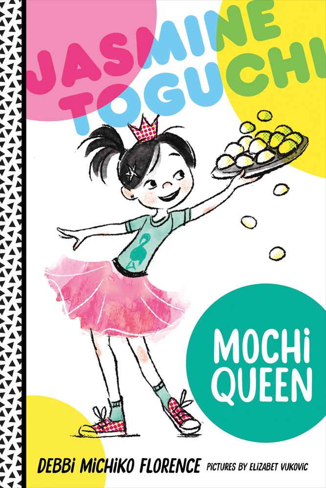 Jasmine Toguchi_Mochi Queen